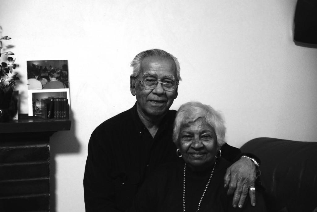 Sid and Marie Gasper of Good Shepherd Parish in Kelmscott have been married for six decades. PHOTO: Juanita Shepherd
