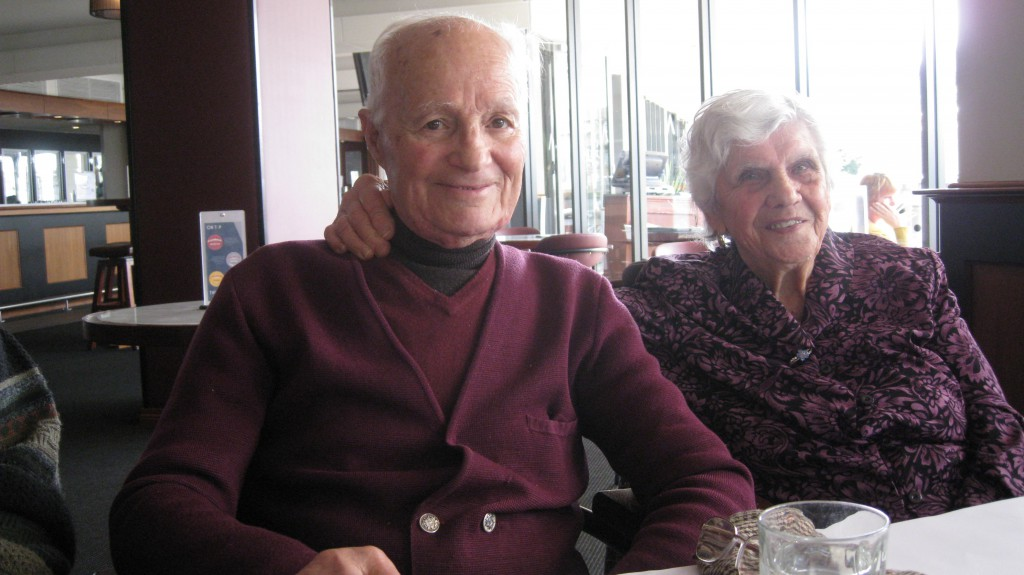 Felix and Rita Calleja survived the terrors of the German bombing of Malta during World War II to start a new life and family in Australia. PHOTO: Paul Calleja