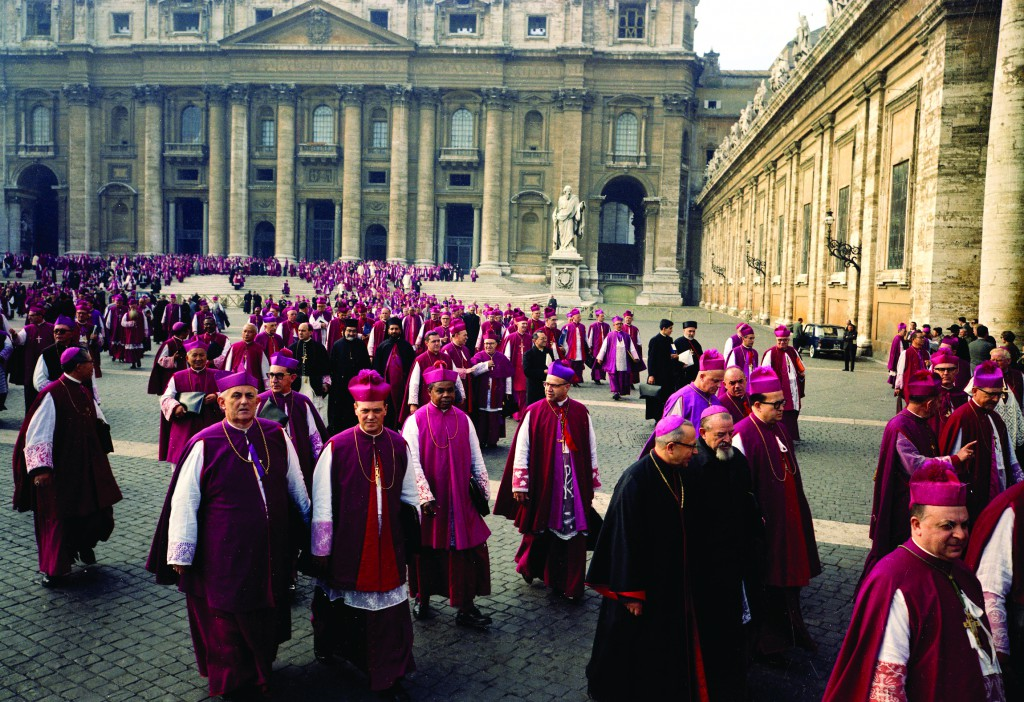 second vatican council It was the first day of the second vatican council, more popularly known as vatican ii, which was designed to assess the church's role in a rapidly changing world.