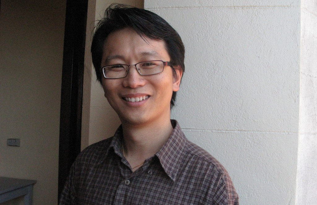 Caritas' new Diocesan Director for the Archdiocese of Perth, Daniel Chan. PHOTO: Sarah Motherwell