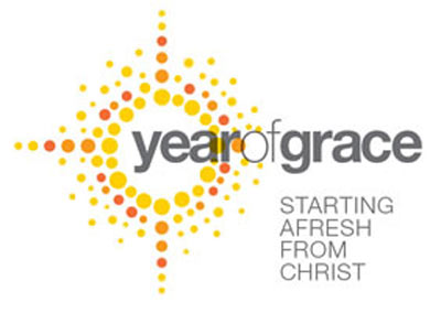 Logo of the Year of Grace