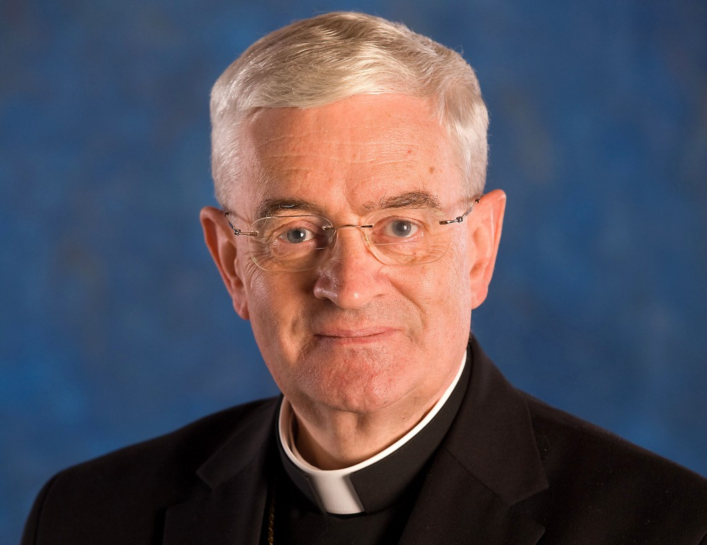 Bishop Peter Elliott of Melbourne has rejected the concept of a total Church-State separation in Australia as an importation of an American notion alien to the intentions of the founding fathers. Photo: Melbourne Archdiocese