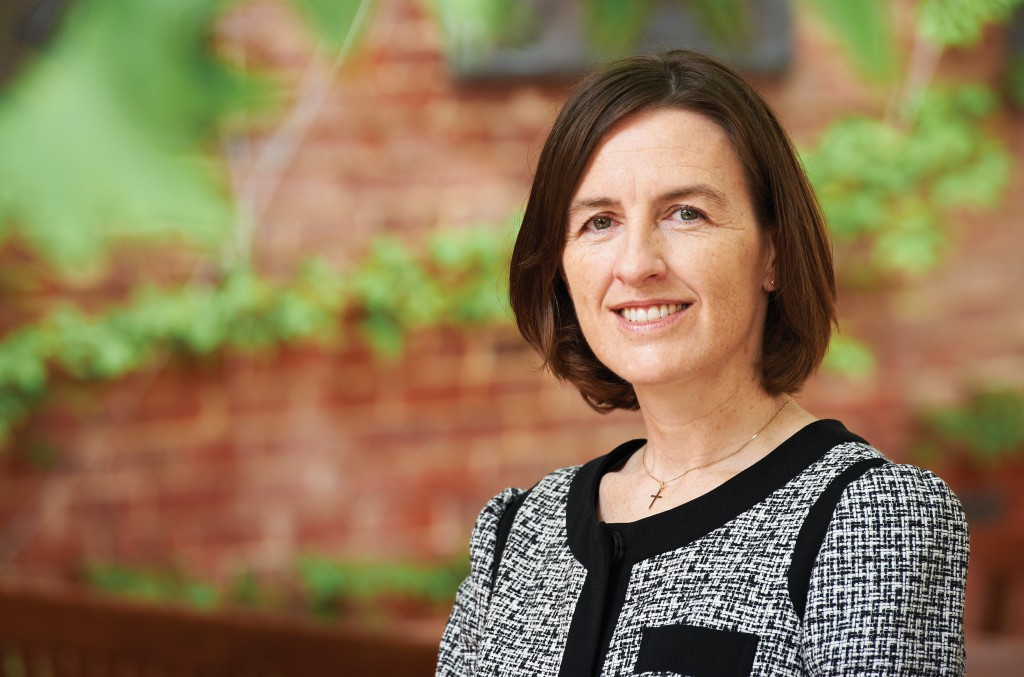 Professor Celia Hammond has been re-appointed as Vice Chancellor of The University of Notre Dame Australia for another five years. PHOTO: UNDA