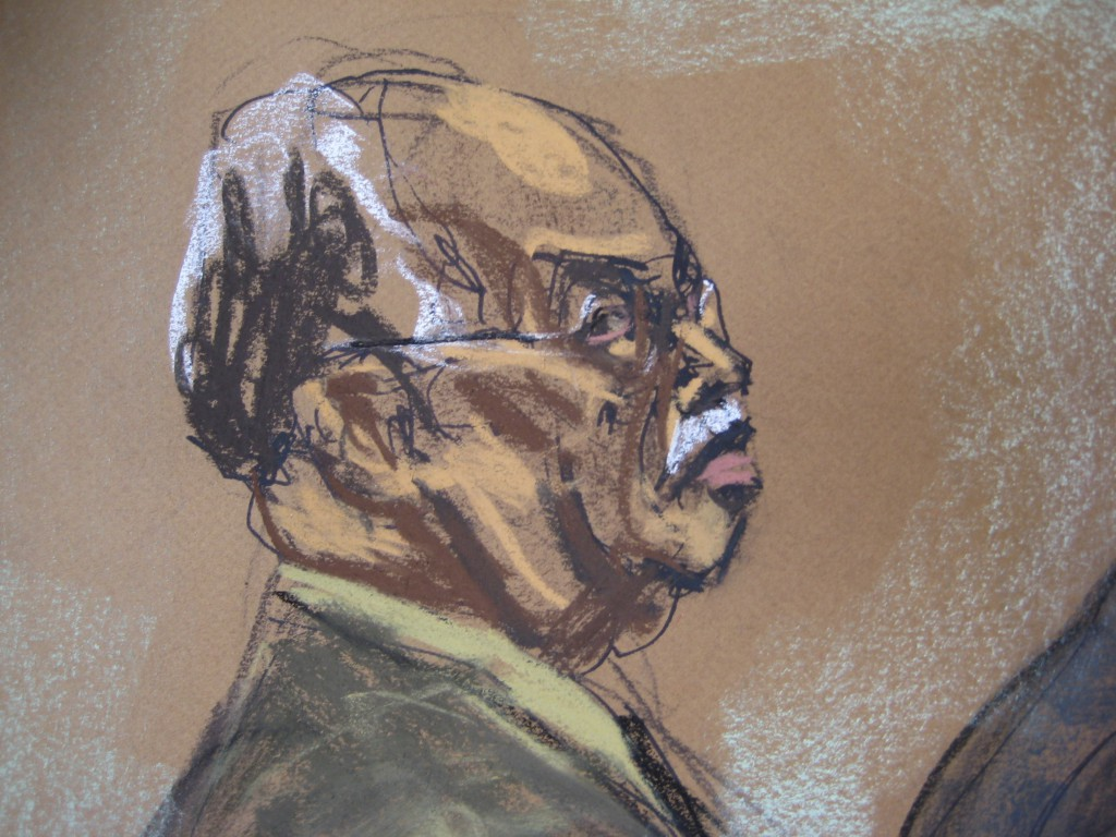 Dr. Kermit Gosnell is shown in a courtroom artist sketch during his sentencing at Philadelphia Common Pleas Court in Philadelphia May 15. Gosnell was sent to prison to serve three life terms without parole for murdering babies during late-term abortions and for other crimes at his squalid clinic. PHOTO: CNS/Reuters