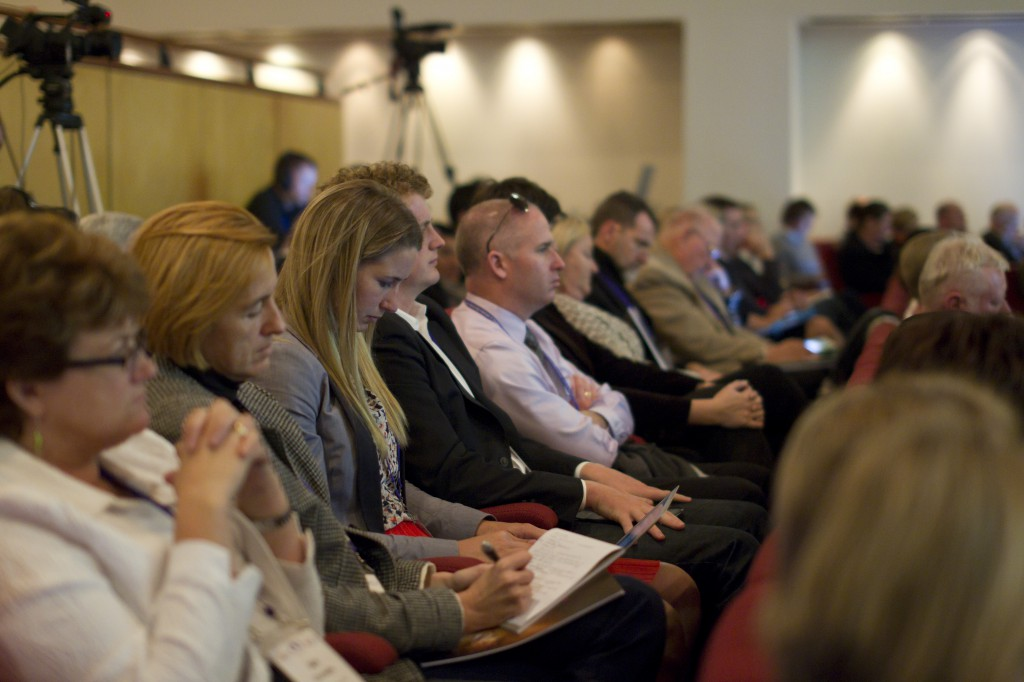 Participants listen to an address at The Great Grace Conference in Sydney, May 20-23.PHOTO: Archdiocese of Sydney