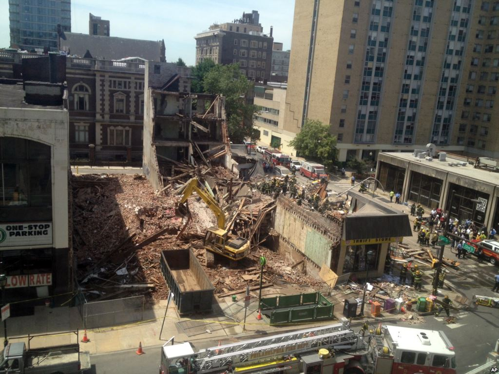 collapse building preview Downtown sioux falls stays quiet as area residents cope with building collapse by kelley smith | pigskin preview city elections shawn and kamie.