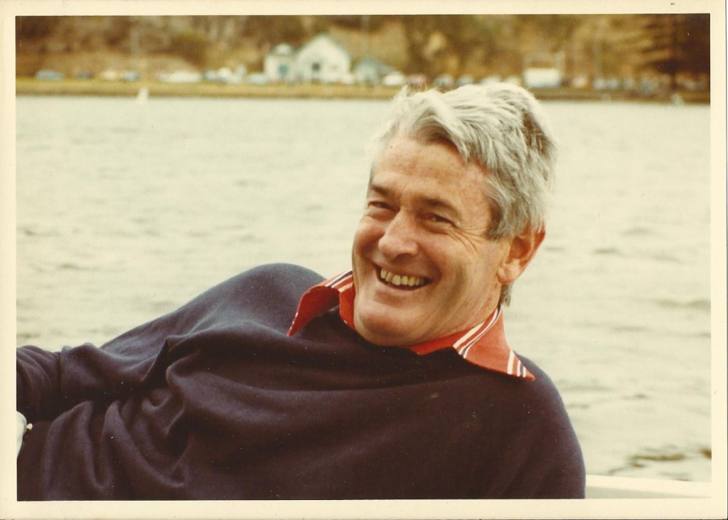 John Chilvers, father, husband and teacher, passed away on July 7, 2013.