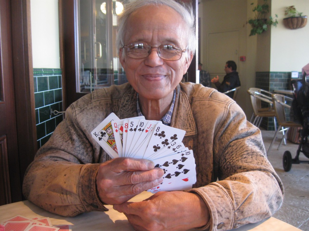 These days, Fr Quang Hong Pham serves God in freedom, ministering among the Vietnamese Catholic community in Perth. He uses some of the 400 card tricks he learnt while a religious prisoner in Vietnam to delight local children.