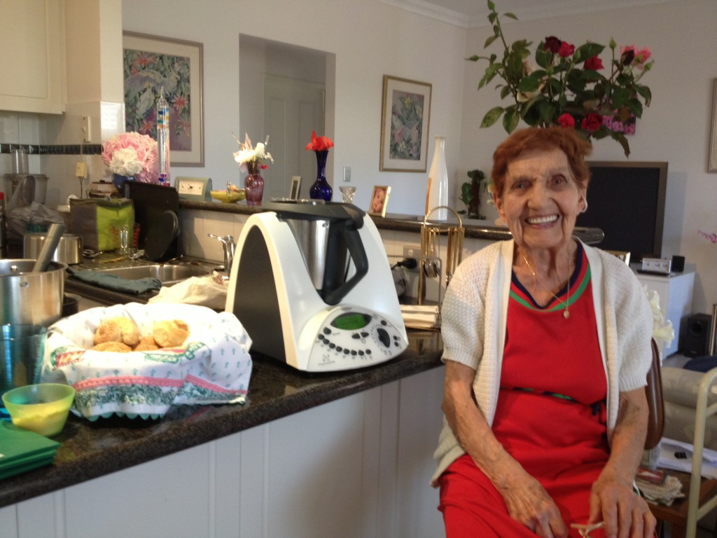Rose Di Stefano turned 100 on December 8,  just one day before the Archdiocese of Perth celebrated the same milestone.