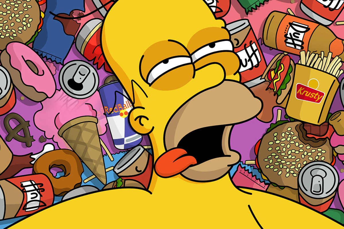 the record a little homer phobia for men can go a long way