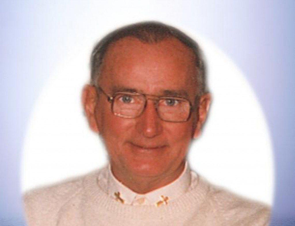 Mgr John Barden passed away on March 7 after a long illness. He was 84.