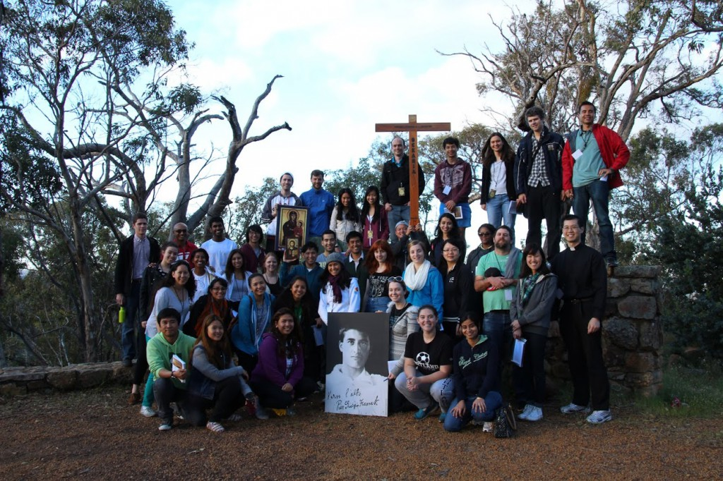 The Record » CYM young adult's retreat focuses on prayer