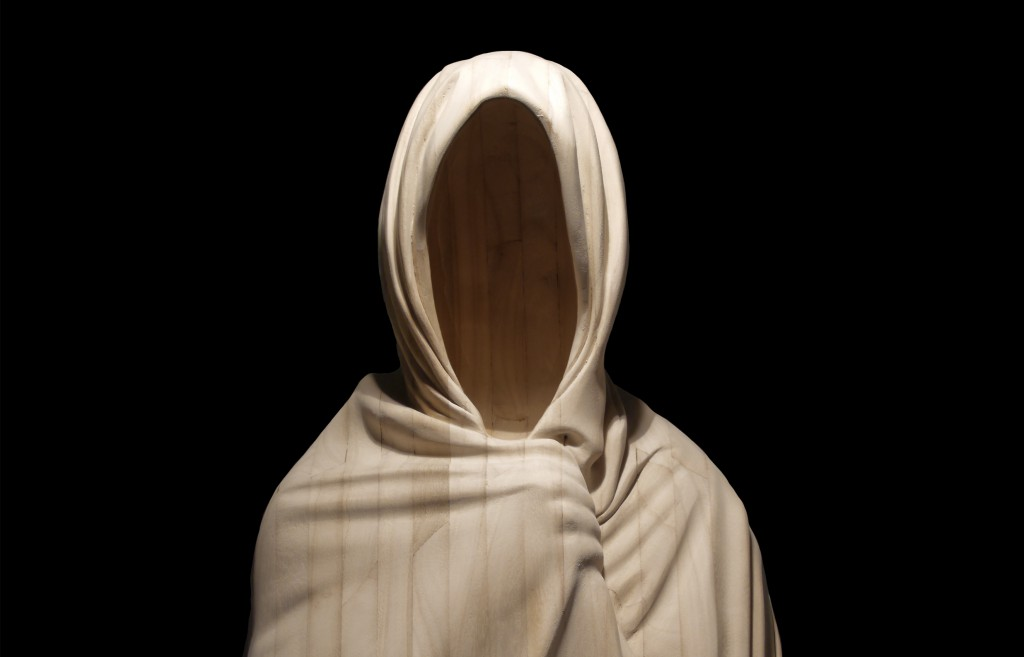 Paul Kaptein's hand-carved piece, Untitled, was the winner of last year's Mandorla Art Award. The Scripture theme was Elijah Meets God. PHOTO: Supplied