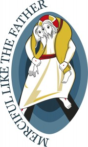 This is the logo for the Holy Year of Mercy, which opens Dec. 8 and runs until Nov. 20, 2016. PHOTO: CNS/courtesy of Pontifical Council for Promoting New Evangelization