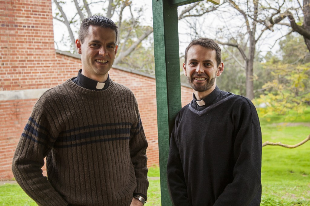 In this article, Marco focuses on brothers Stephen and Grant Gorddard and looks at their rare and insightful journey to the priesthood. PHOTO: Jamie O'Brien