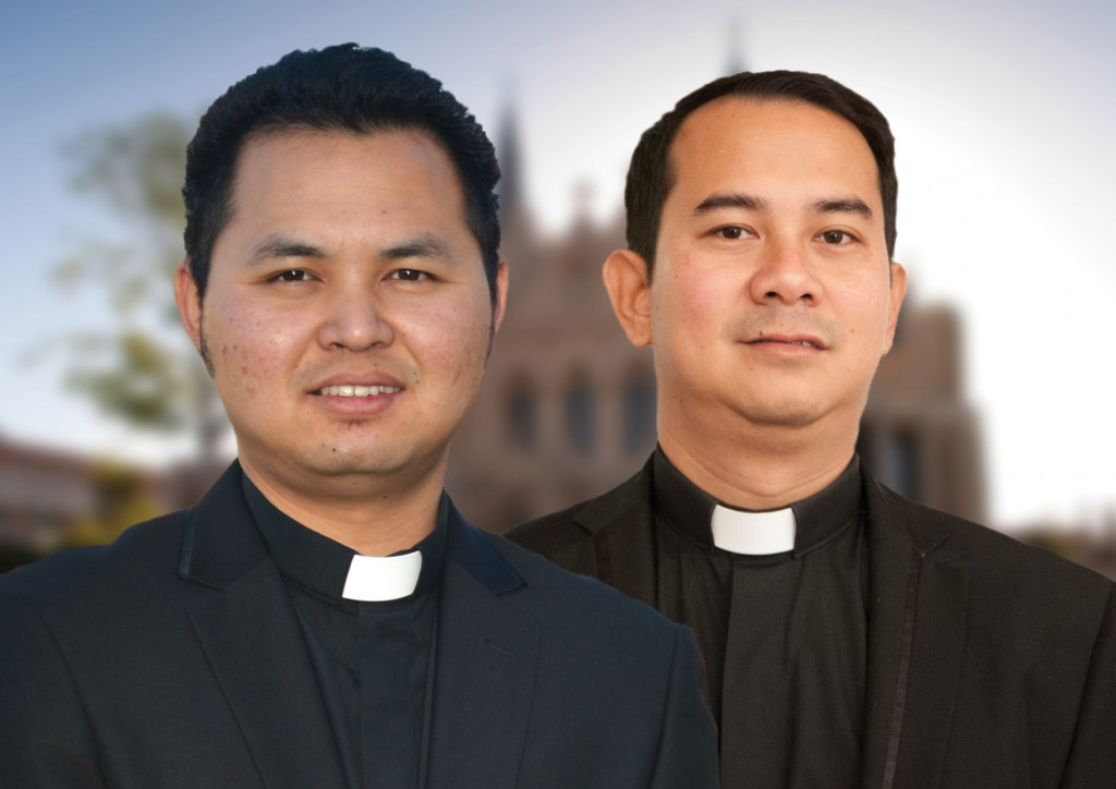 In this article, Marco speaks with Deacons Simeon San and Jeffey Casabuena. GRAPHIC: Mat De Sousa