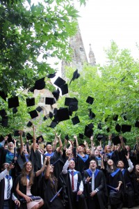 This is the ninth year in a row in which Notre Dame has received maximum 5-star ratings in the categories of: 'Teaching Quality', 'Generic Skills' and 'Overall Graduate Satisfaction' as published by The Good Universities Guide 2016. PHOTO: University of Notre Dame