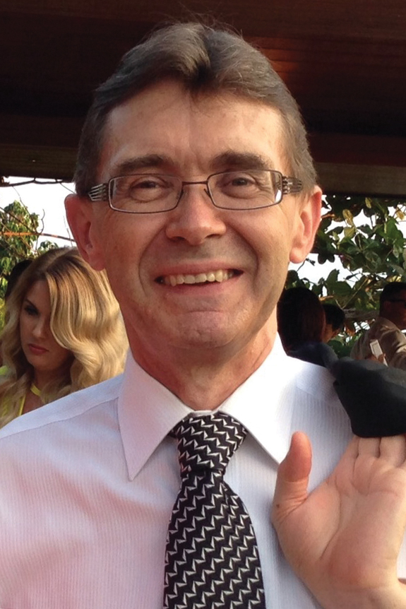 Even from the young age of two, Stephen Court's inspiring character had an effect on people. The 58-year-old father of five, Applecross parishioner and Archdiocesan committee member passed away peacefully in Melbourne on 18 September 2015. Photos: Supplied