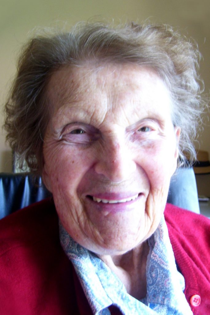 The life of Ethel (Judy) Mullin was one of service and variety, with a nursing career that took her around the world and into a number of Australia's rural communities, and was followed in retirement by support roles at a number of parishes, notably St Joachim's in Victoria Park. Photo: Supplied