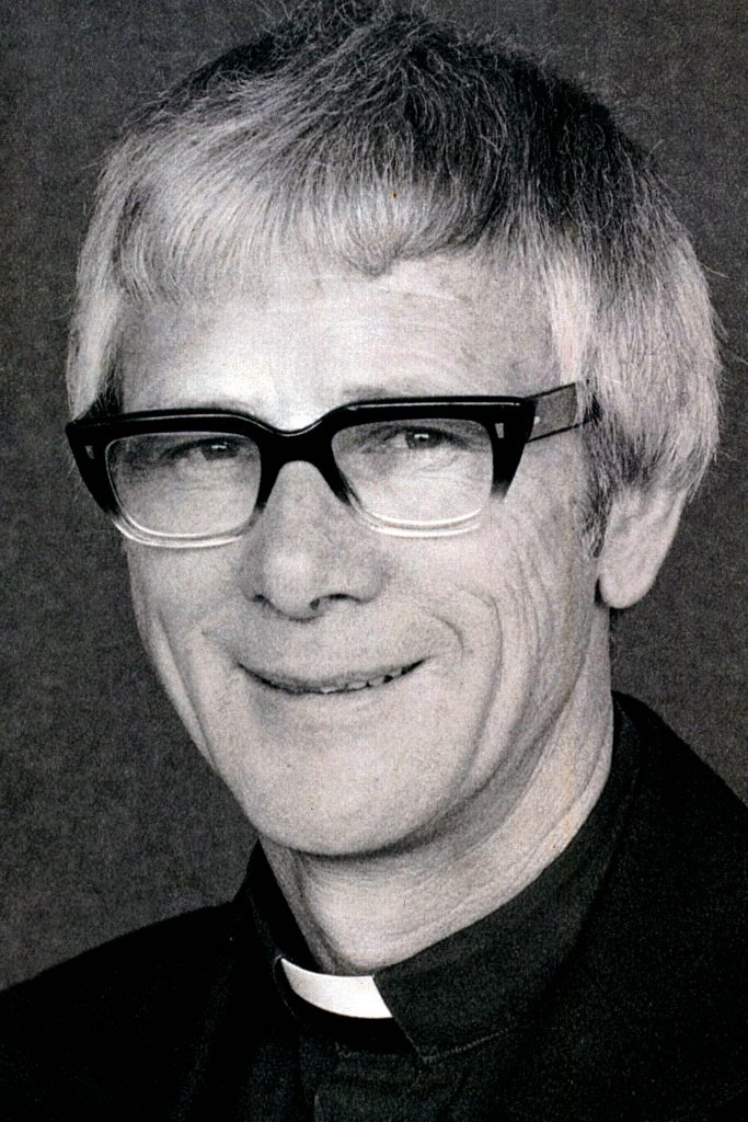 A remarkable educator with a passion for teaching, the humanities and sport, Fr Peter St John is remembered for his kindness and willingness to help others reach their goals. He passed away on 30 August 2016. Photo: Supplied