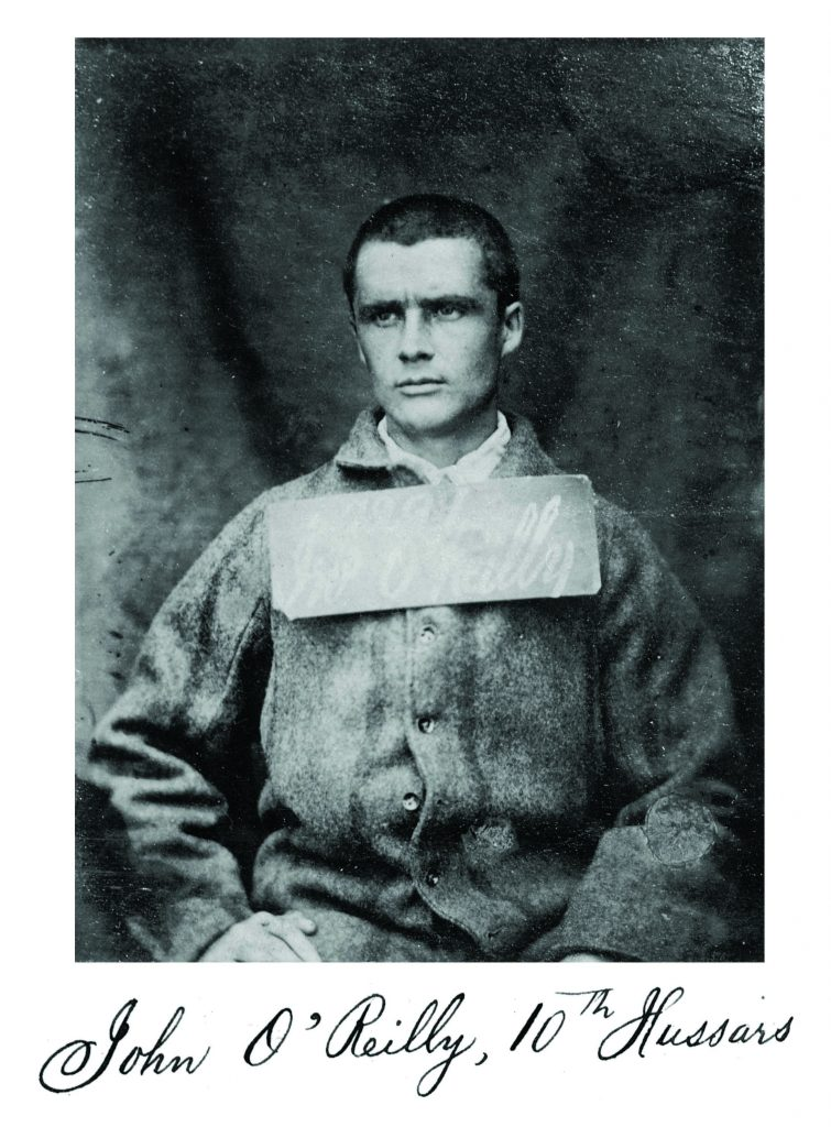 Former Irish convict John O'Reilly, who was sentenced to 20 years penal servitude in WA, became Editor of The Pilot, now America's oldest Catholic newspaper. Photo: Supplied