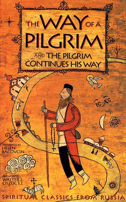 How do you pray without ceasing? The Way of a Pilgrim, a classic of Eastern Orthodox spirituality, is written by a narrator whose name the reader never learns, walking through Russia and Siberia with a knapsack containing his Bible, dry bread, and the Philokalia. Image: Supplied