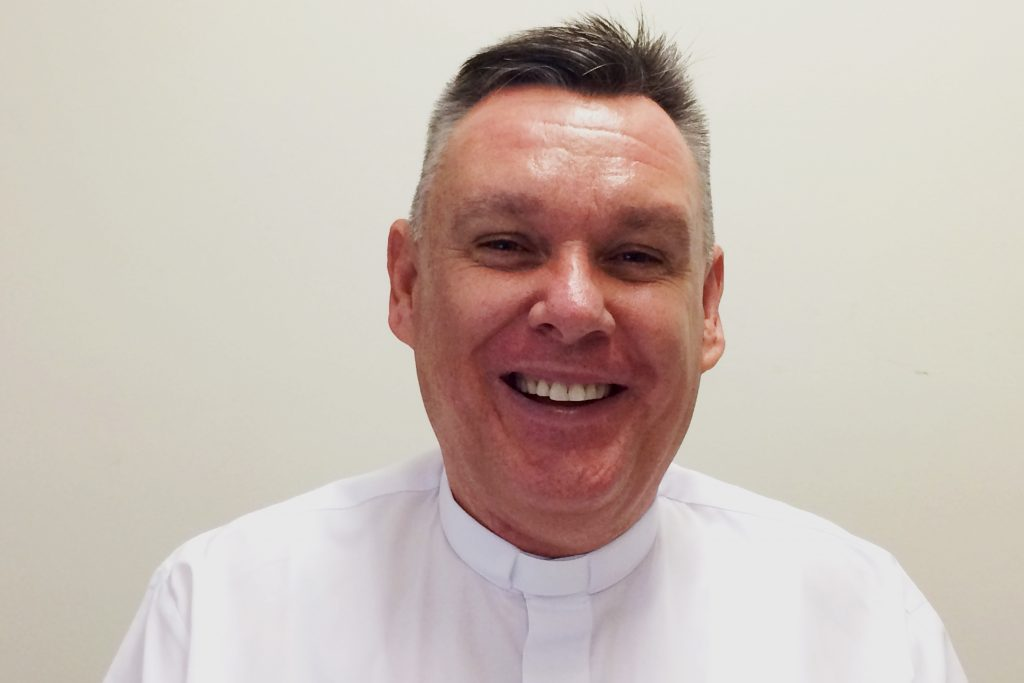 Pope Francis has last week appointed Fr Timothy Harris from the Archdiocese of Brisbane as the sixth Bishop of Townsville. Photo: Supplied