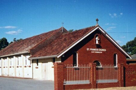 A final Mass will be celebrated at St Francis Church, East Cannington, next Sunday 19 February at 2.30pm followed by afternoon tea. Photo: Supplied