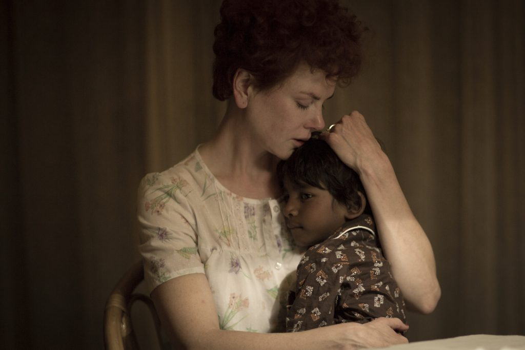 Set in India in 1986, Lion follows the history of a five year-old boy called Saroo (Sunny Pawar), who with his older brother Guddhu (Abhishek) is adept at providing food for his impoverished family by picking through landfills and pilfering coal from trains. Photo: Supplied
