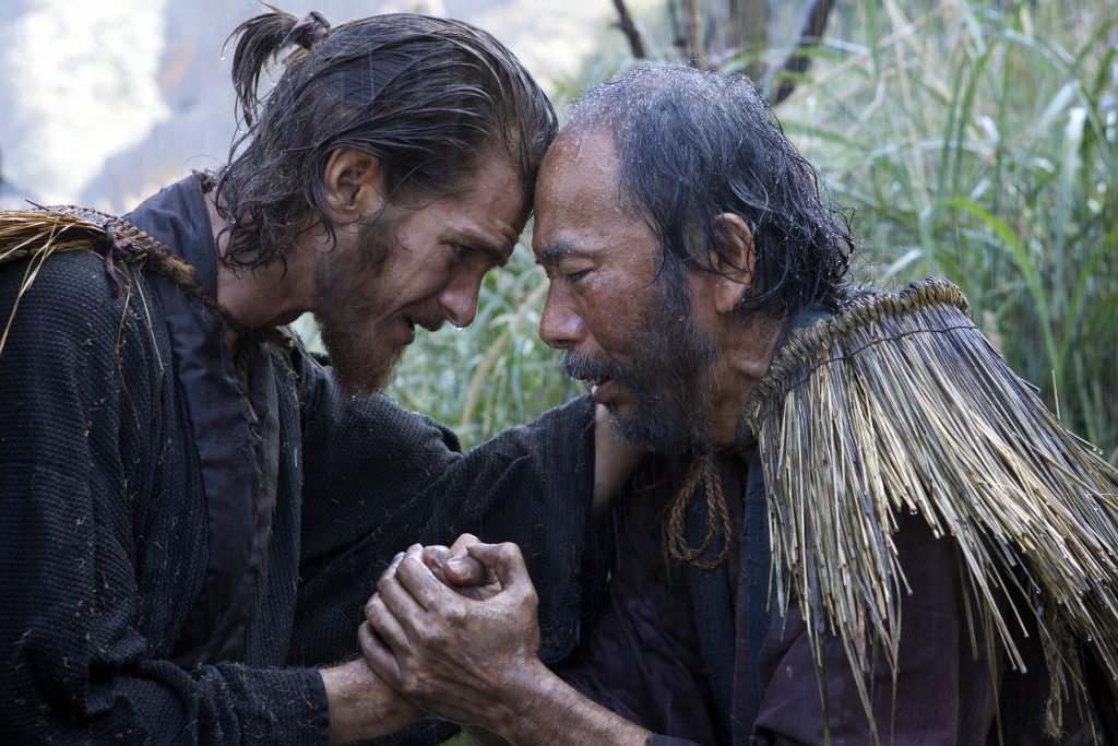 Silence is a dramatically powerful but theologically complex work best suited to viewers who come to the multiplex prepared to engage with serious issues. Photo: Supplied