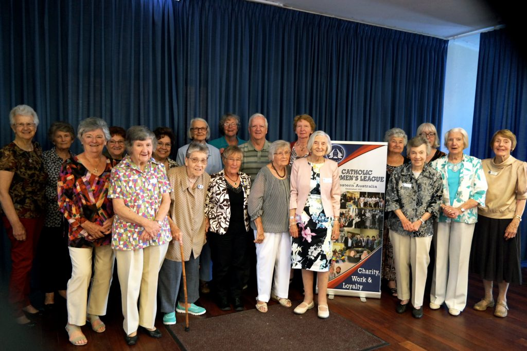 The Catholic Women's League in Morley have celebrated their 30th anniversary at the end of 2016. Photos: Supplied