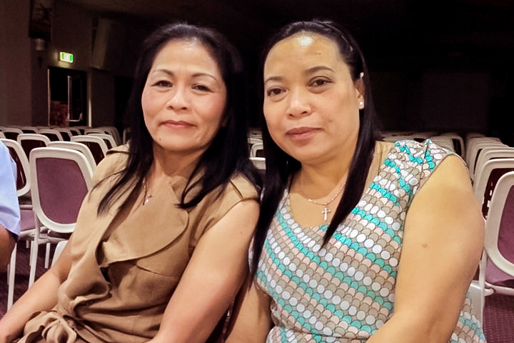 Nga Dinh and Anh Hoang, who sadly passed away in late February, have been remembered for their altruism and undying spirit of service to their friends, family and the Perth Vietnamese Catholic Community. Photos: Supplied