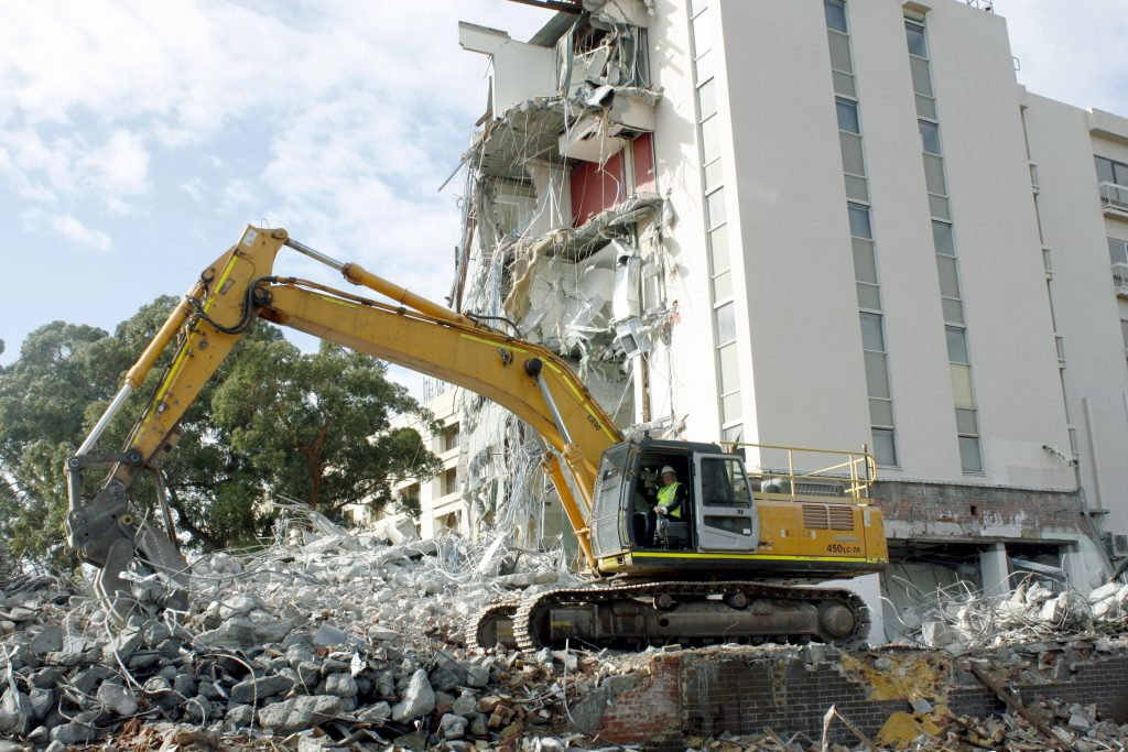 The Record » St John of God House demolition paves way for