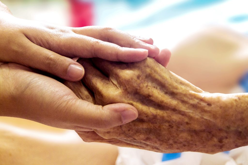 Access to high quality palliative and end-of-life care in aged care facilities will enable more Australians to have a good death, aged care, palliative care and aged care consumer peak bodies said last week. Photo: Sourced.