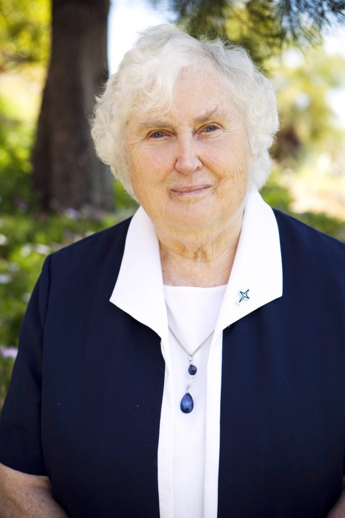 Following a career that spanned over 60 years, Sr Paula McAdam was remembered for her faithful service to God, her adventurous ways, her kindness and most importantly for her attentive presence to the community. Photo: Supplied.