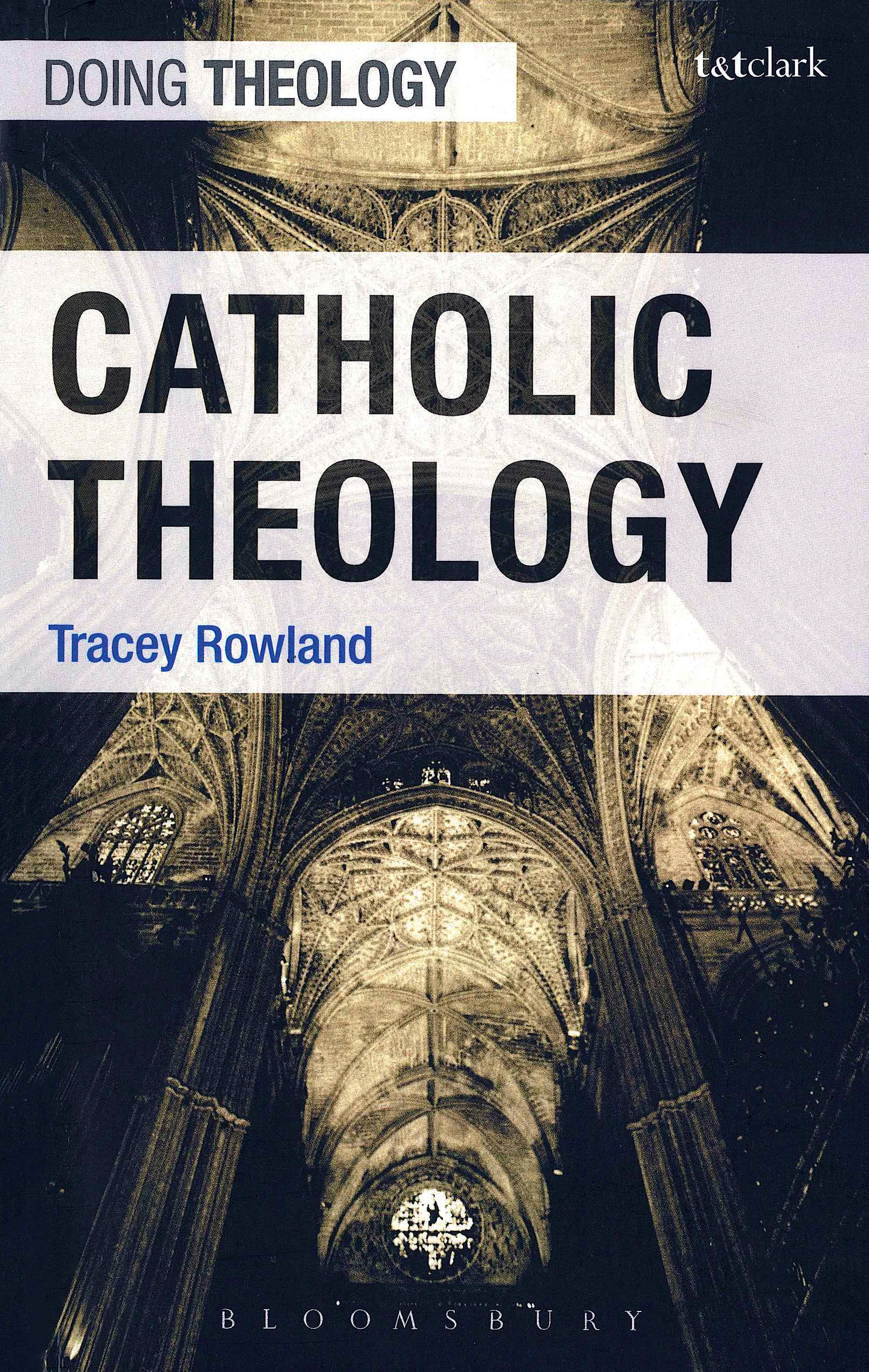'Catholic Theology', written by University of Notre Dame Australia (UNDA)'s Professor Tracey Rowland, presents key debates in the Catholic Church, particularly those that started in the wake of the Second Vatican Council of the 1960s. Image: Supplied.