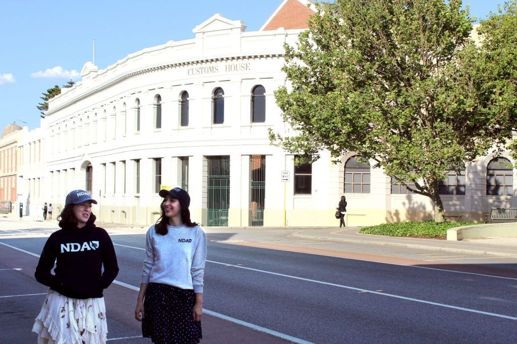 The University of Notre Dame Australia has this week announced that it has entered into an agreement to purchase the iconic Customs House in Fremantle's West End. Photo: Supplied.