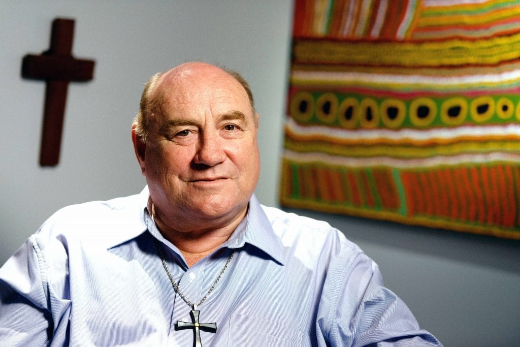 In his 2017 Christmas Message, Bishop of Broome Christopher Saunders says that despite despite the decline in religious practise, notions of good will and peace to others still seem to prevail in the rendition of Christmas preferred by our secular society. Photo: Supplied.
