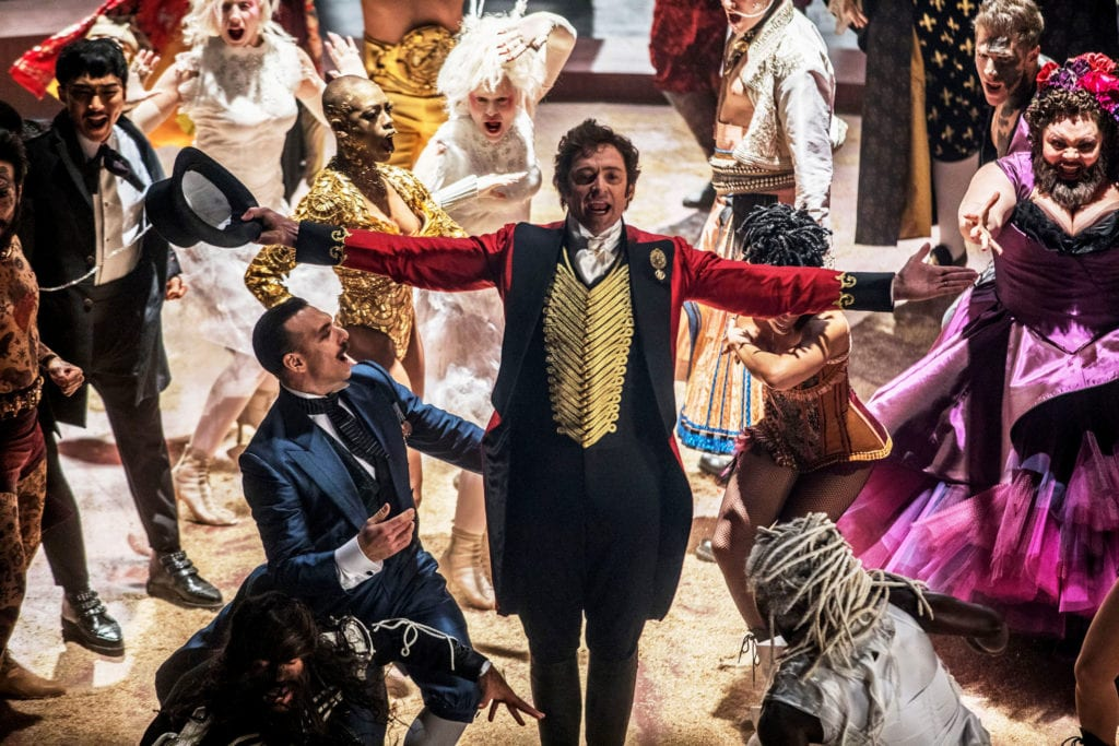The life of pop entertainment pioneer PT Barnum provides the subject matter for the big, brash musical 'The Greatest Showman'. Photo: Fox.