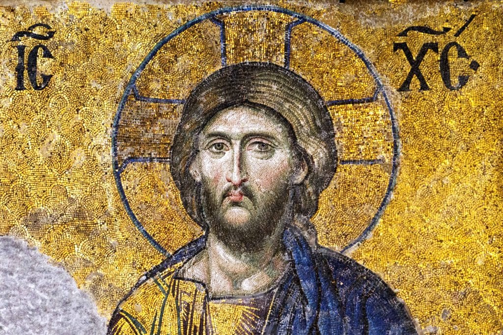 An Icon of the Face of Christ. The journey to the Plenary Council began in 2013 with the Year of Grace: a year in which we were invited to 'Contemplate the Face of Christ'. Image: Adobe Stock.