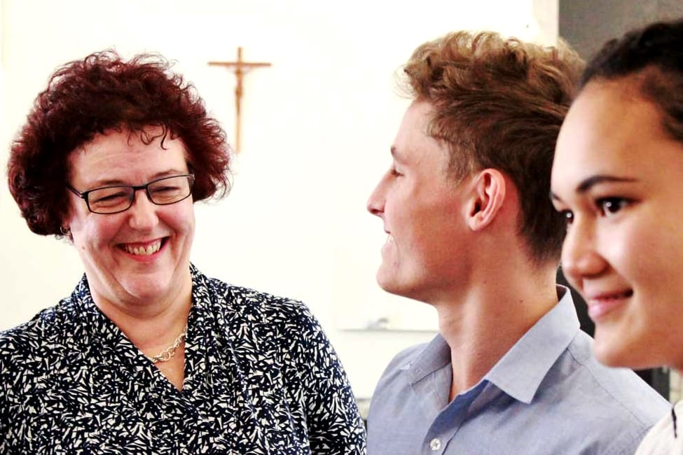 Former Victorian Senator Jacinta Collins has been appointed Executive Director of the National Catholic Education Commission (NCEC) by the Bishops Commission for Catholic Education. Photo: Sourced.