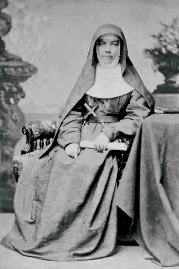 In a great victory of Australia's first recognised saint, in 1888, Rome suppressed a decree of the 1885 Plenary Council, which meant the governing of the Mary MacKillop's Sisters was vested in its congregational leadership in Sydney. Photo: Sourced.
