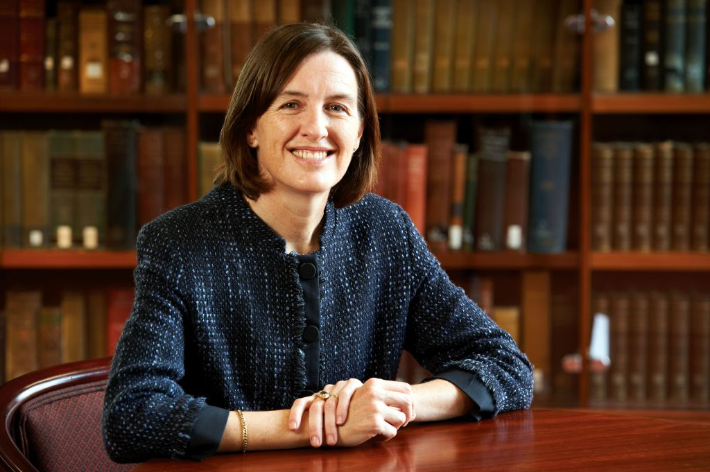 Professor Celia Hammond was appointed the third Vice Chancellor of the University of Notre Dame Australia (UNDA) in 2008. Photo: Supplied.