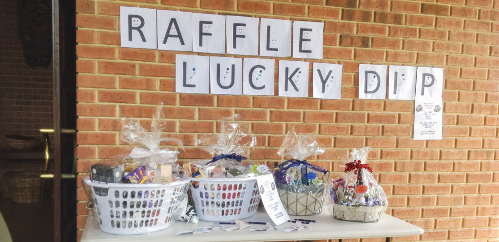 Almost $10 000 was raised at the Summer Carnival held at the All Saints Catholic Church on 10 March. Photo: Supplied.