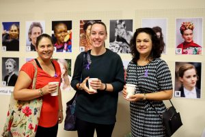 Trinity College held its inaugural International Women's Day Breakfast at McCabe Court on 7 March. Photo: Trinity College.