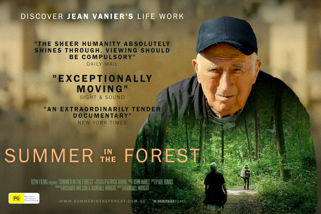 Summer In The Forest will be in cinemas from the 29th April. Photo: Supplied.