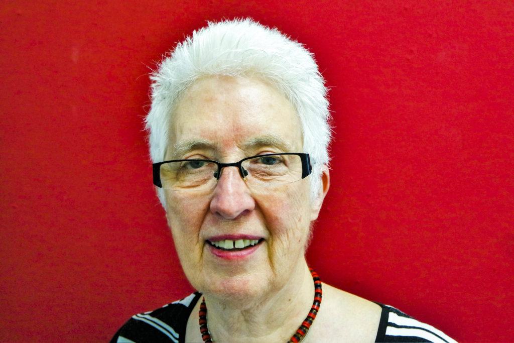 Eileen Glass. Photo: Supplied.