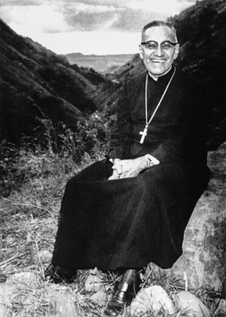 At the recent World Youth Day, Pope Francis recounted Saint Oscar Romero who said he didn't look at Christianity as a set of rules and prohibitions as young people often mistakenly view today's Church. Photo: CNS.