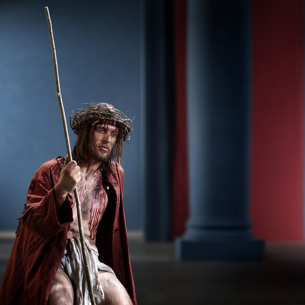 One of the oldest and largest theatre traditions in the world, the Oberammergau Passion Play, has been performed once every decade for some 400 years. Photo: Supplied.