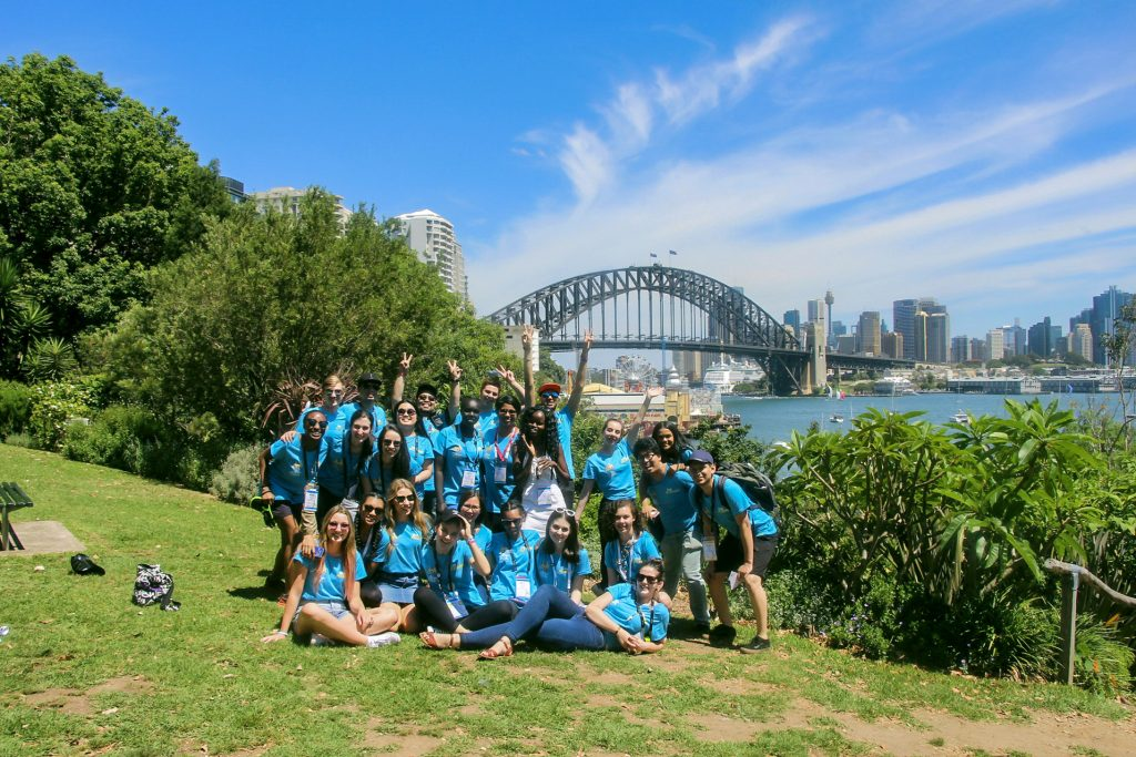 The Archdiocese of Melbourne is hoping to send around 2500 of its youth and young adults to the ACYF held in Perth from 8 to 10 December 2019. Photo: Archdiocese of Melbourne.